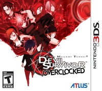 Devil Survivor Overclocked cover US