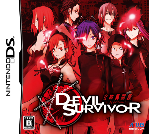 Megami Ibunroku Devil Survivor