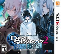 Shin Megami Tensei Devil Survivor 2 Record Breaker US