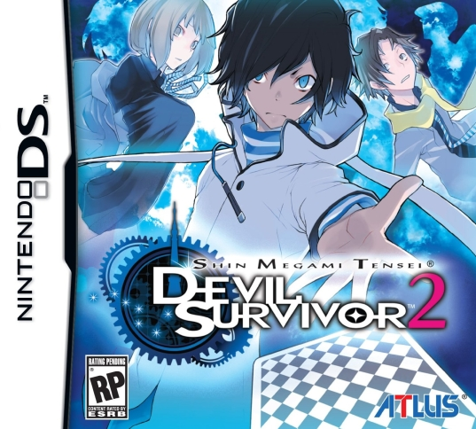 Shin Megami Tensei Devil Survivor 2 cover