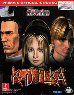 Koudelka Prima's Official Strategy Guide