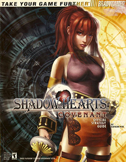 Shadow Hearts: Covenant Official Strategy Guide