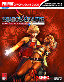 Shadow Hearts: From the New World Prima Official Game Guide
