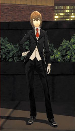 Akechi Butler Costume