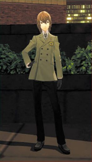 Akechi Detective Uniform