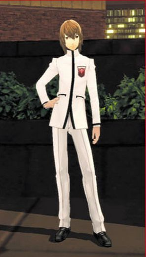 Akechi SMT if Costume
