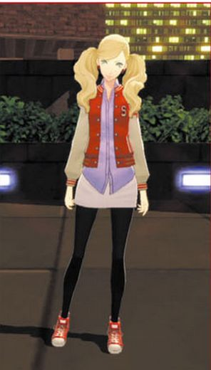 Ann Winter Clothes