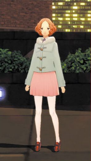 Haru Winter Clothes