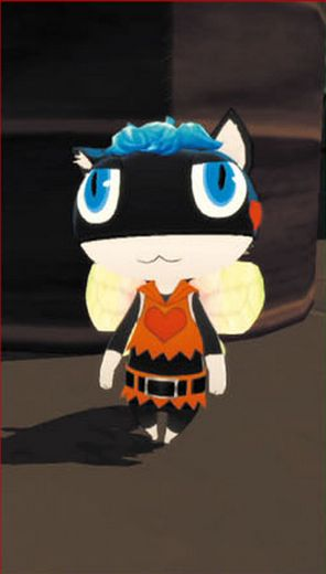 Morgana P1 Costume