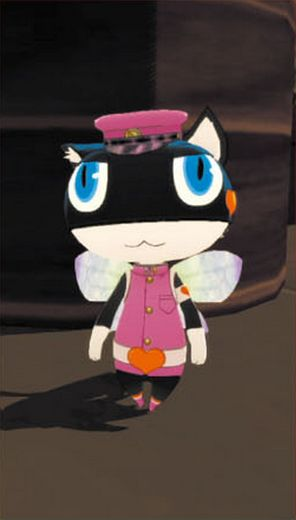 Morgana P2 Costume