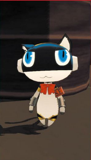 Morgana P3 Costume