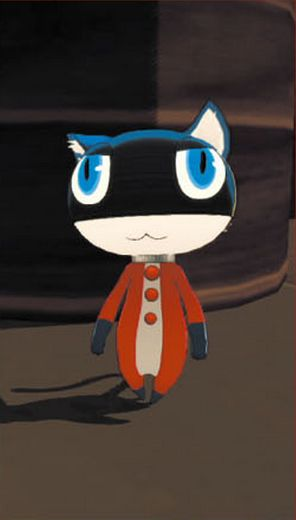 Morgana P4 Costume