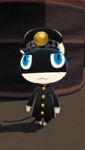 Morgana SMT if Costume