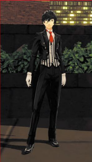 P5MC Butler Costume