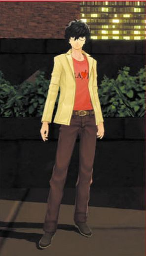 P5MC Catherine Costume