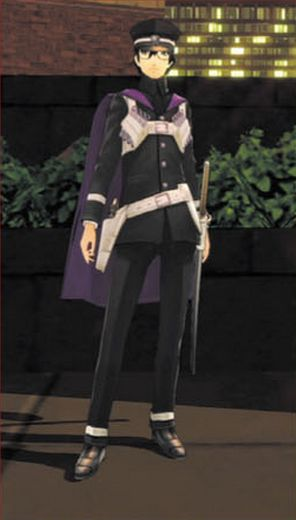 P5MC Raidou Costume