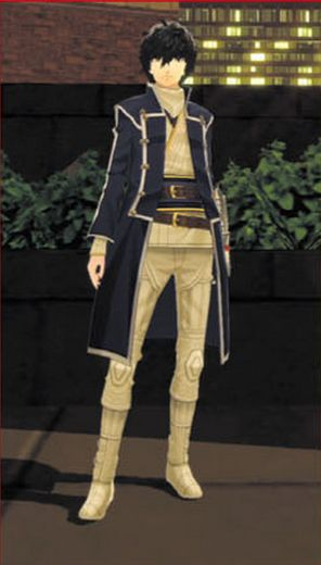 P5MC SMT IV Costume