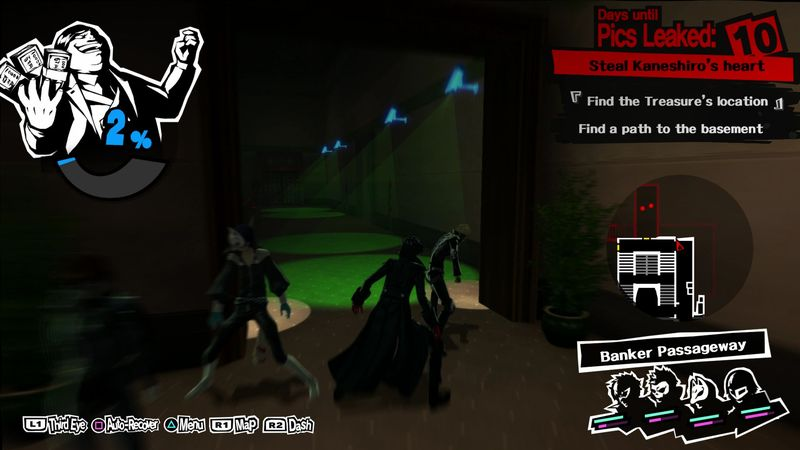 Persona 5 Dungeon 3