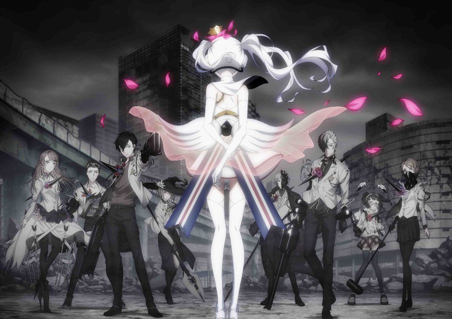 Caligula Effect Anime