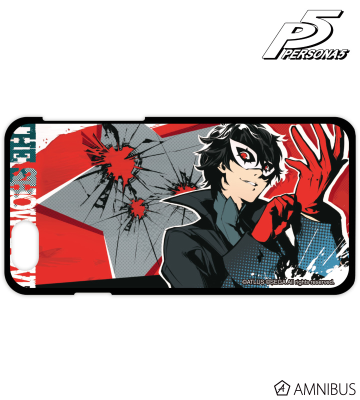 Amnibus P5 All Out Attack iPhone Case 1