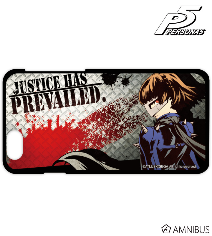 Amnibus P5 All Out Attack iPhone Case 6