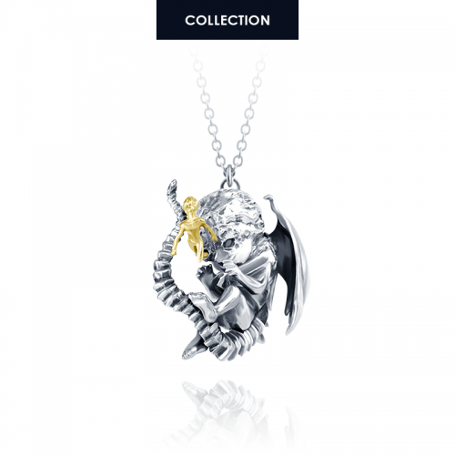 Digital Devil Selection Deity Emperor Necklace Collection