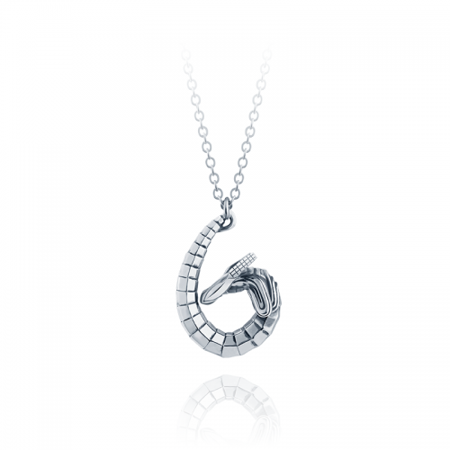 Digital Devil Selection Magatama Necklace