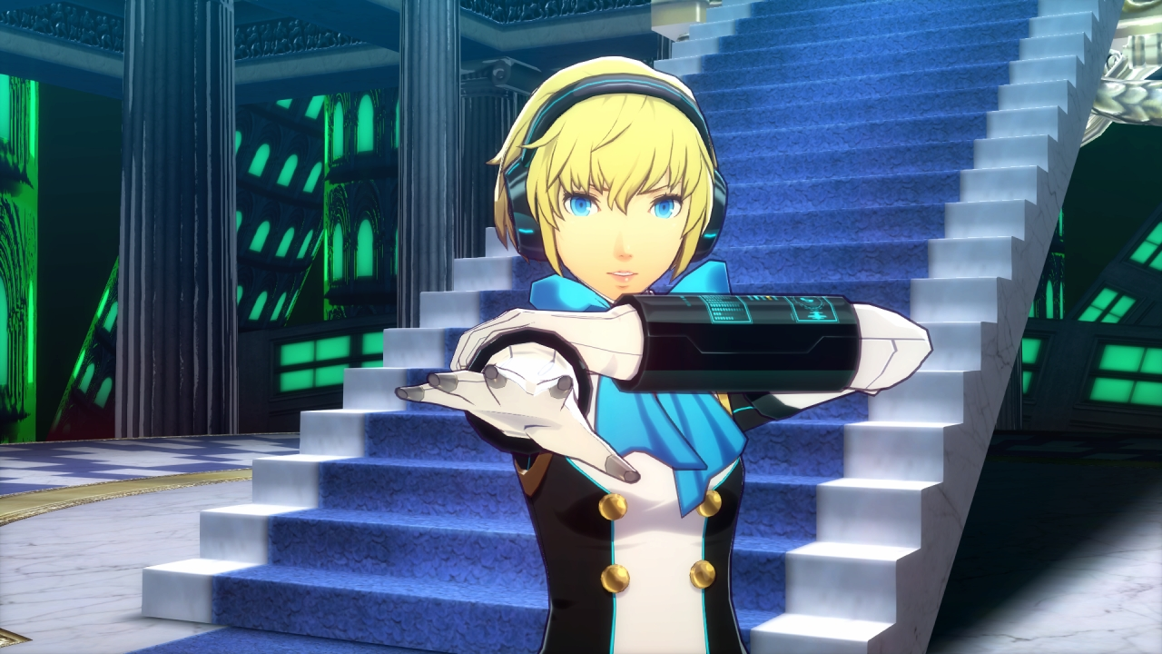 Aigis P3D Screenshots 11