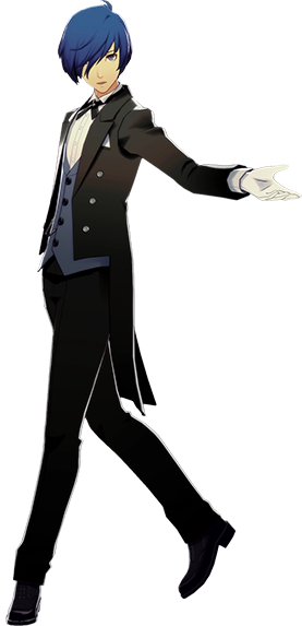 P3D Butler Costumes