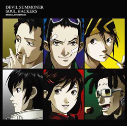 Devil Summoner: Soul Hackers Original Soundtracks (3DS)