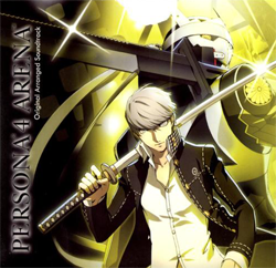 Persona 4: Arena Original Arranged Soundtrack
