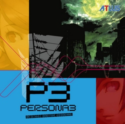 Persona 3 Original Desktop Accessory