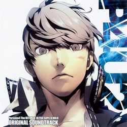 Persona 4 The ULTIMAX ULTRA SUPLEX HOLD Original Soundtrack