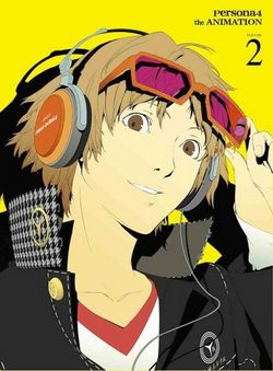Persona 4 the Animation Vol.2 Bonus CD