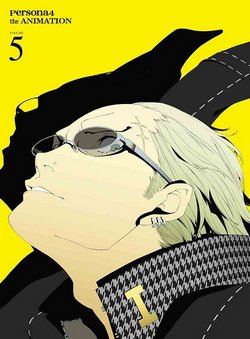 Persona 4 the Animation Vol.5 Bonus CD