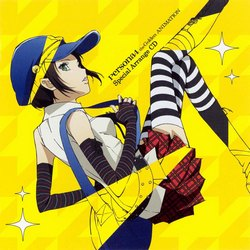 Persona 4 the Golden Animation Special Arrange CD