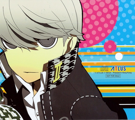 Persona Q Shadow Of The Labyrinth Original Soundtrack Outtake Collection