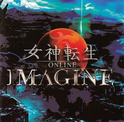 Megami Tensei Online IMAGINE Original Soundtrack (front cover)