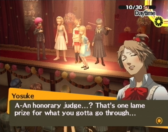 Persona 4 Screenshot 6