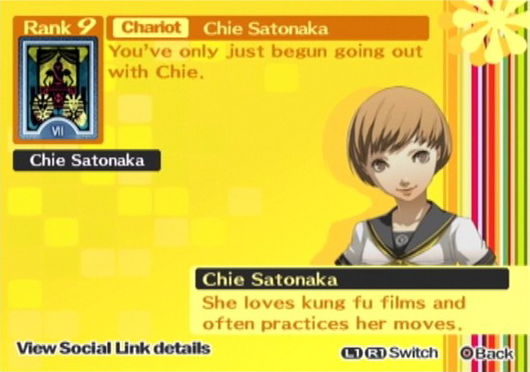 Persona 4 Screenshot 8