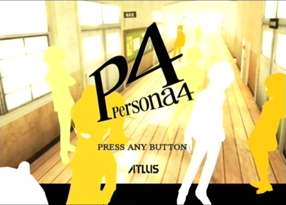 Persona 4 Screenshot 1