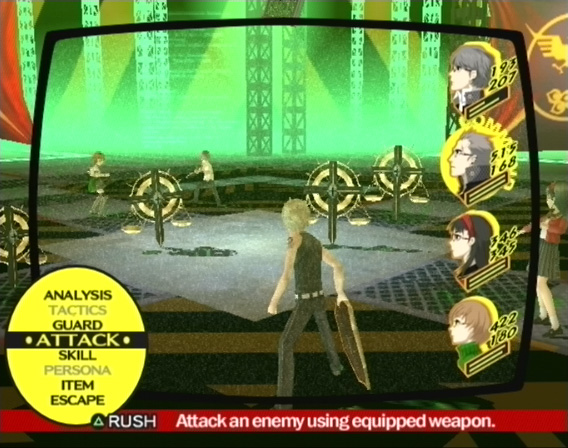 Persona 4 Screenshot 5