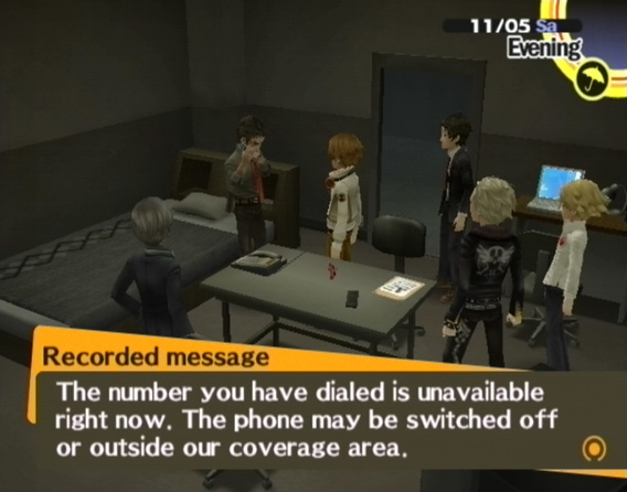 Persona 4 Screenshot 7