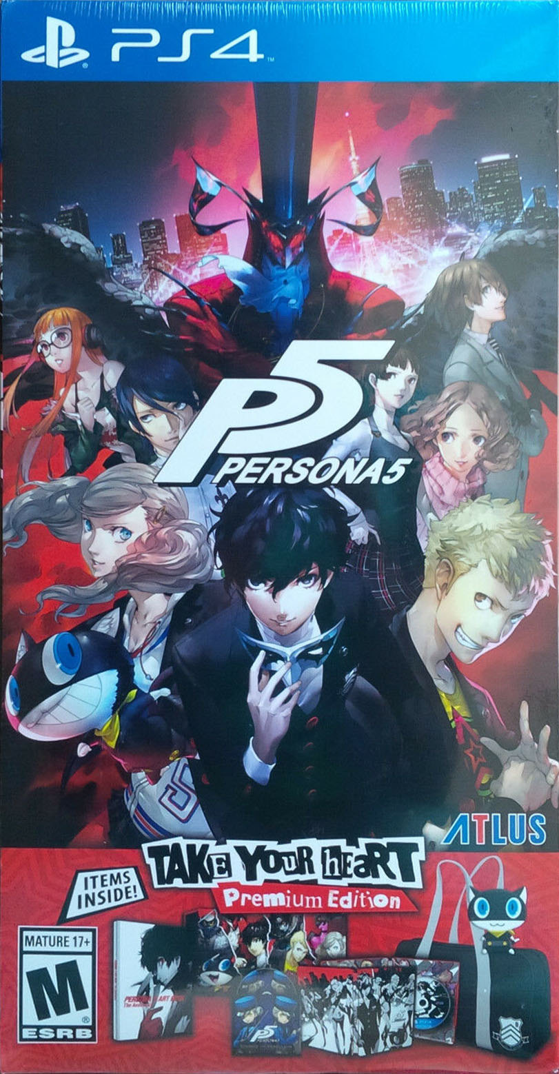 P5 ps4 us tyh front